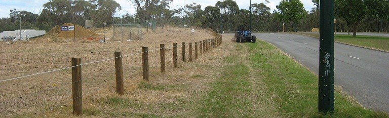AK reserve before revegetation