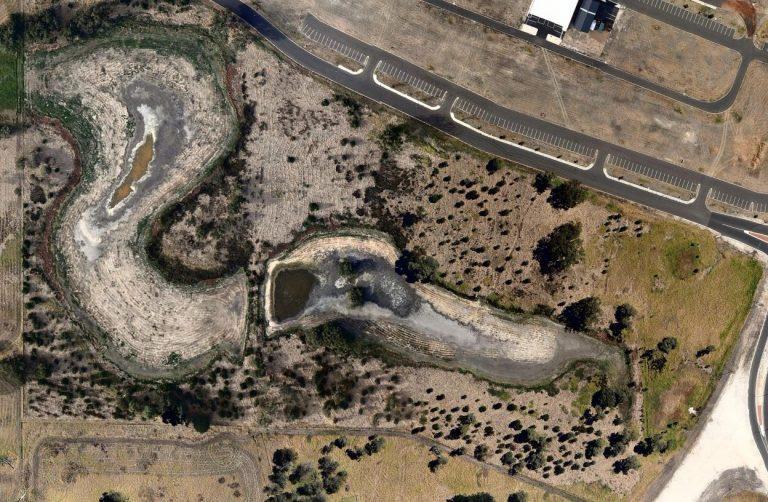 Franklin Aerial Before 2012 Crop