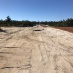 Rock drain interceptor