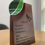 Tranen Wins 2020 RIAWA Excellence in Revegetation Award
